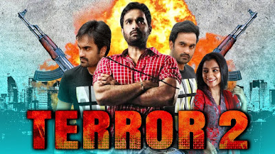 Terror 2 2018 Hindi Dubbed WEBRip 480p 400Mb x264