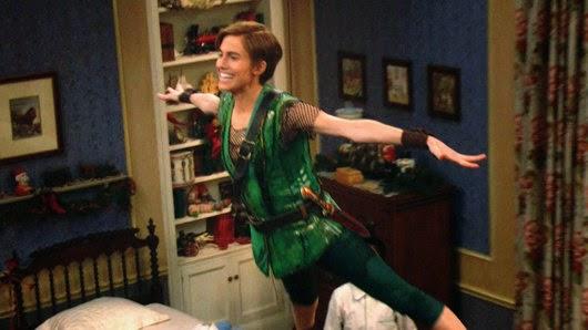 Billeves 233 Es Peter Pan Live I D Like To Clap Louder