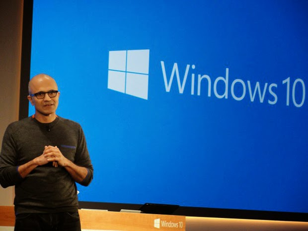 Windows 10 Announcement and Unveiling at Microsoft's Windows 10 Event