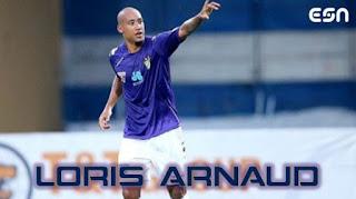 Rekrut Loris Arnaud, Persib Bandung