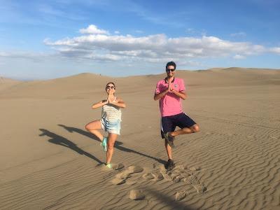 diversion en el desierto