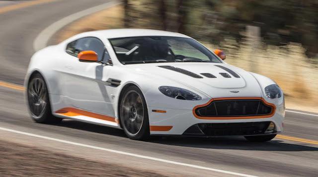 Новый дебют Vantage от Aston Martin