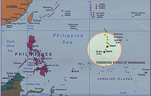 Flat Stanley Around The World Kaydens Flat Stanley Is In Guam - Where is guam located