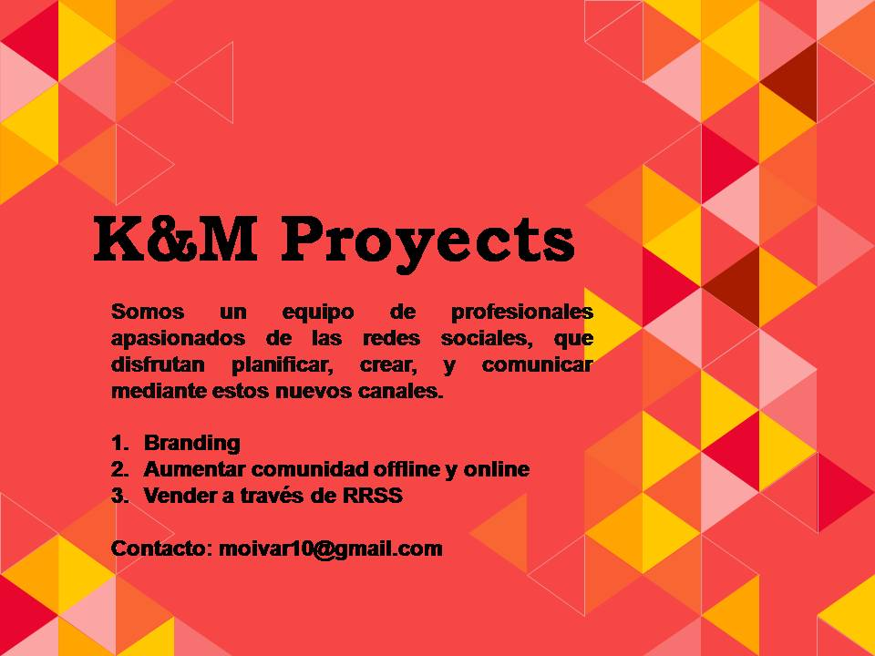 K&M Proyects