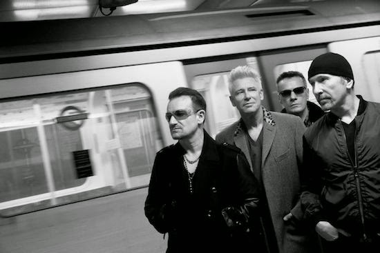 Bible references in U2 songs