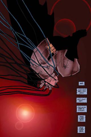 Batman in The Dark Knight Strikes Again, Vol. 3