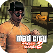 Playstore icon of Prison Escape 2 New Jail Mad City Stories