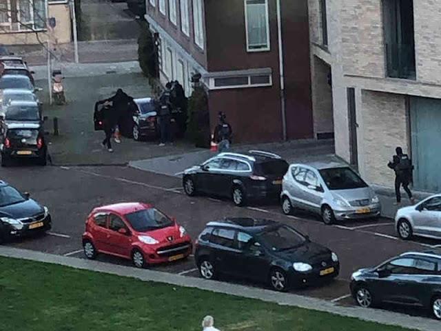 Polisi Belanda Berhasil Tangkap Gökman Tanis Saat Melarikan Diri di Oudenoord