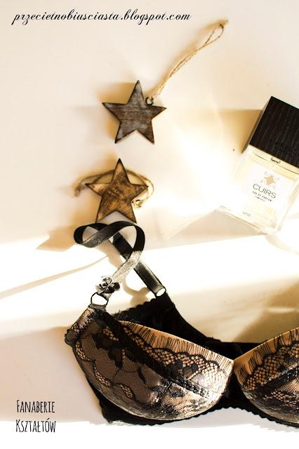 Recenzja stanika M Magique Ewa Michalak biustonosz koronkowa bielizna prezent dla kobiet
