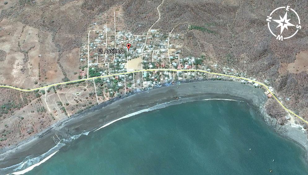 astillero, nicaragua