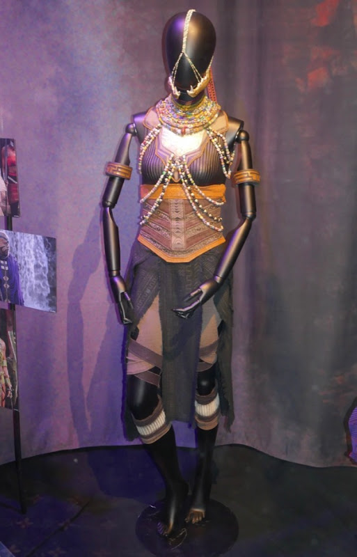 Shuri Black Panther ceremonial costume