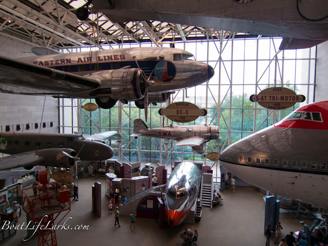 Air and Space Museum, Washington, D.C.