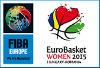 Eurobasket woman 2015 Hungria - Rumania