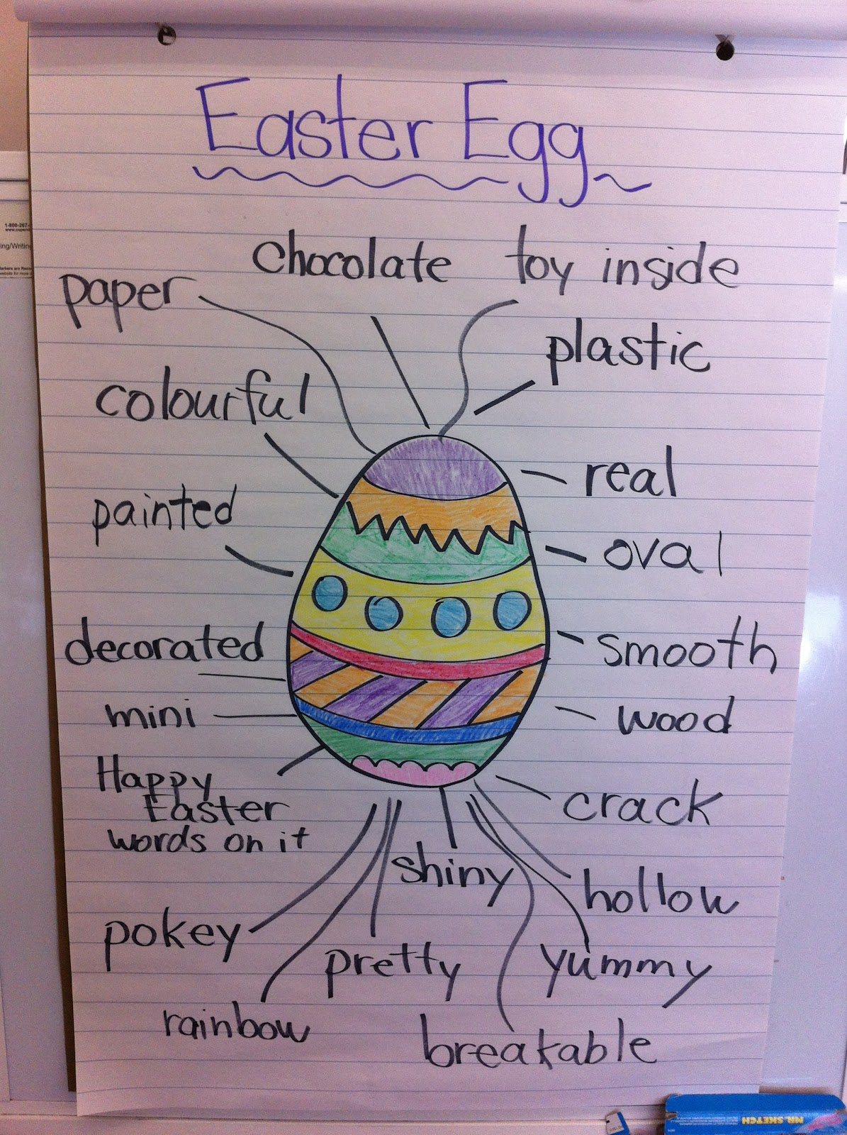 First Grade Garden Hoppy Easter