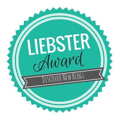 Βραβείο αγάπης Liebster award και μίνι συνέντευξη