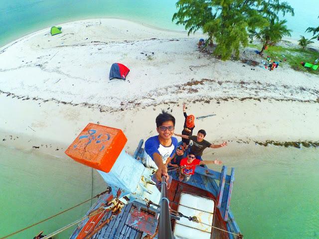 """""""Cerita Gue"""" di Pulau Tercinta - Pulau Tunjuk Batam Kepulauan Riau"""