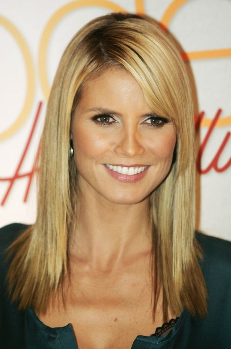 hollywood heidi klum profile and biography. Black Bedroom Furniture Sets. Home Design Ideas