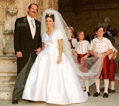 Casamento Real - 13 de Maio de 1995