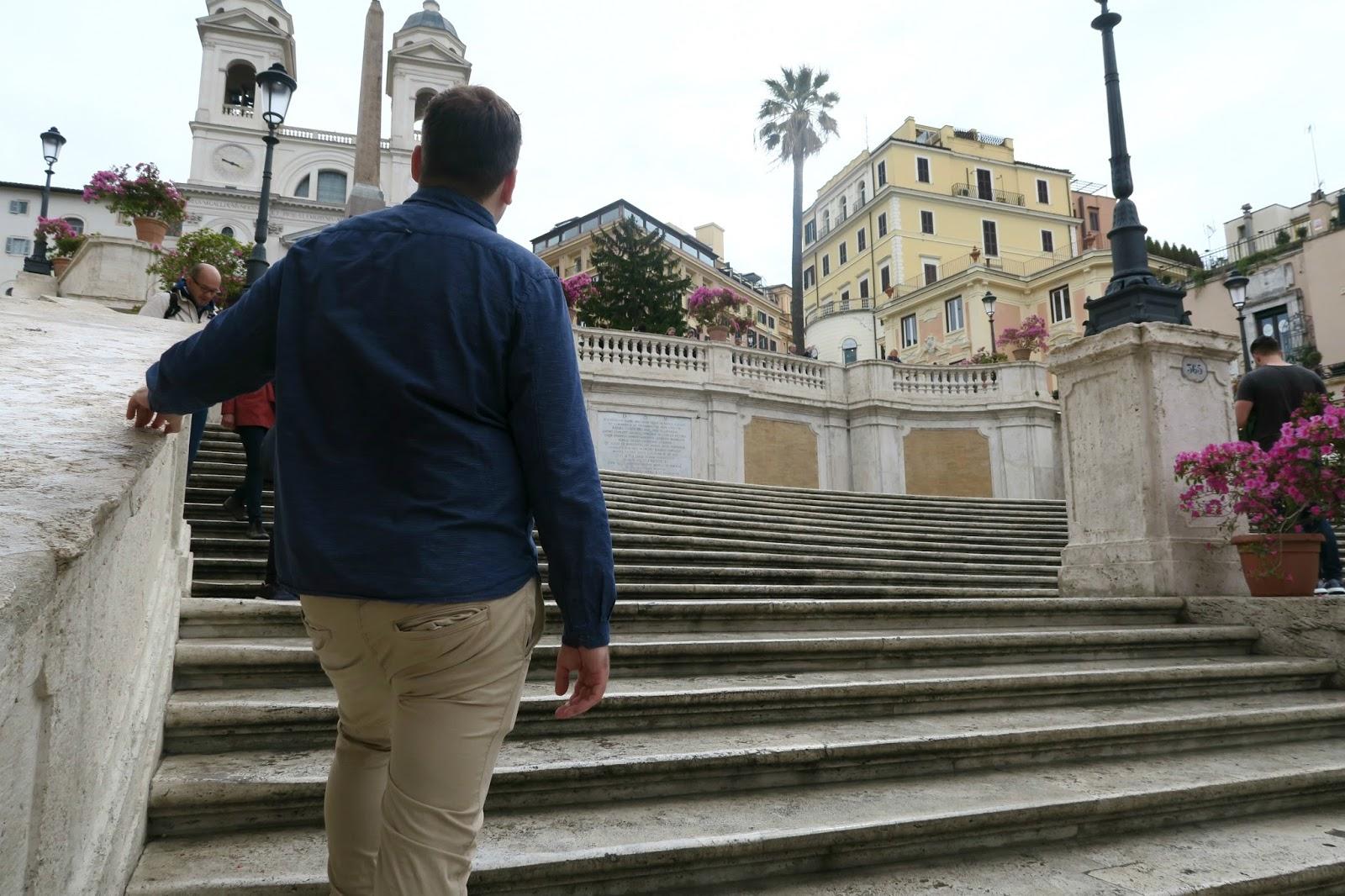 Piazza Trinità dei Monti