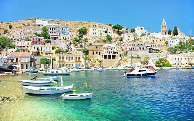 Viagem de carro alugado nas Ilhas da Grécia