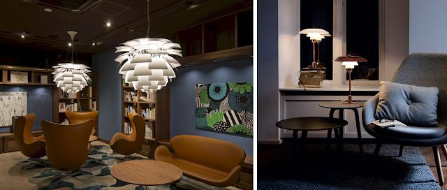 Дизайнерские лампы для хюгге, датские лампы от Поуль Хеннингсен, Poul Henningsen, Louis Poulsen, PH Lamps - DayDreamer Blog
