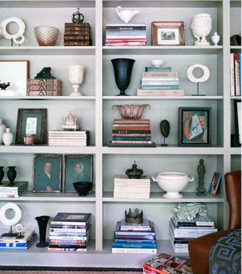 Anyone Can Decorate: Bookshelves