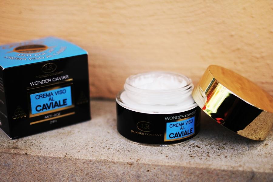 kaviar gesichts creme