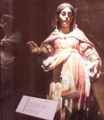 Museo del Antiguo Convento de Santa Ana en Tzintzuntzan, Michoacán