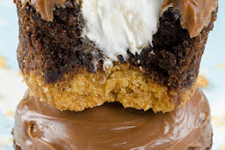 Hershey S'mores Cupcakes - Best Cupcakes Recipe