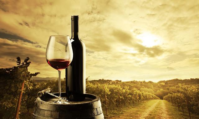 Weinbaugebiete in der Slowakei