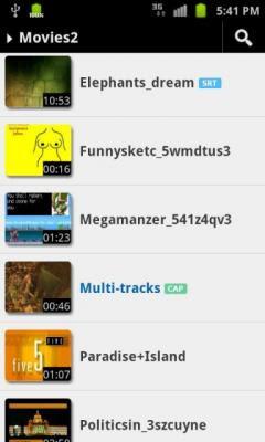 تحميل برنامج تشغيل الفيديو للاندرويد مجانا MX Video Player android free