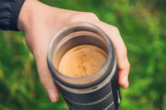 Gear of the Week #GOTW KW 38  Kaffee für unterwegs  GSI Outdoors  Ultralight Javadrip  Commuter Java Press  Infinity Backpacker Mug 10