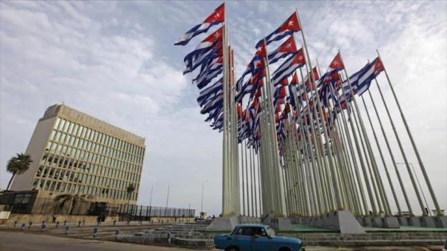 Cuba: Medida de EEUU sobre diplomáticos tiene motivación política