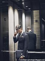 imagen profesional, hombre de negocios