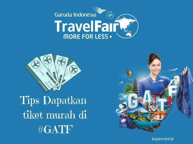 tiket murah di GATF