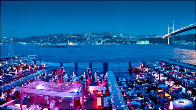 istanbul'un yılbaşı eğlence yerleri