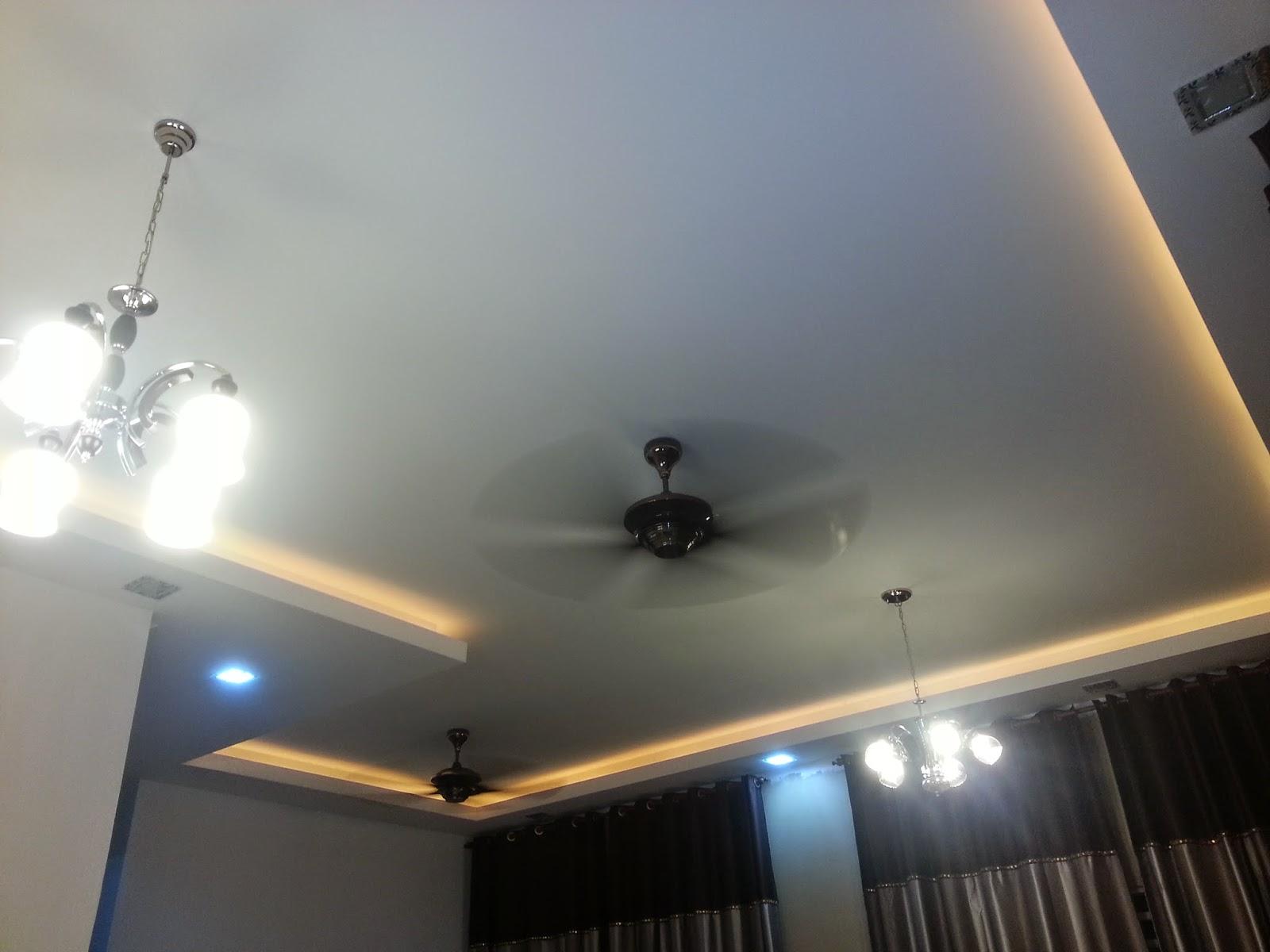 Diari Si Ketam Batu Pengalaman Ubahsuai Rumah Baru Plaster Ceiling Wirering