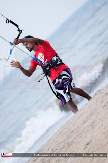 Sri Lanka National Championship Kitebaording