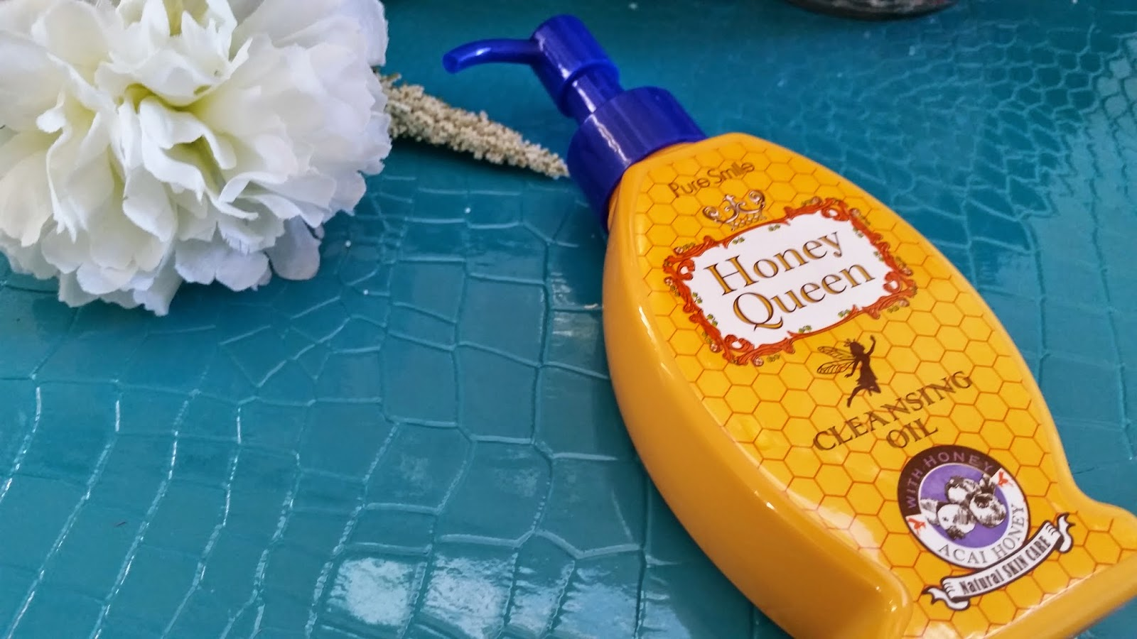 Pure Smile Honey Queen Cleansing Oil Review