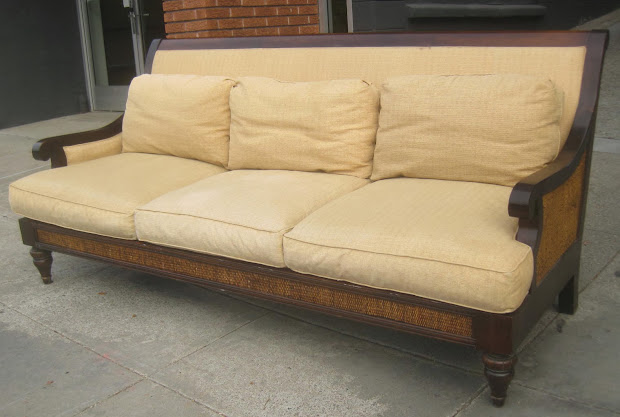 Balinese Sofa Carved Daybed Bench Furniture Mix