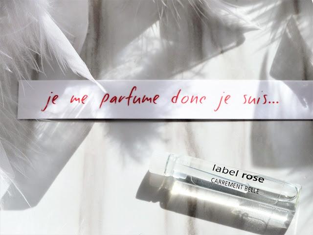 avis Label Rose de Carrément Belle, parfum femme, parfum homme, blog parfum, avis parfum, perfume review