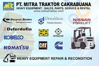 Lowongan Kerja Pekanbaru : PT. Mitra Traktor Cakra Buana April 2017