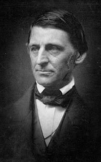 Ralph Waldo Emerson, the leading American transcendentalist