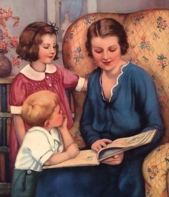 Membaca membangun kedekatan orangtua dan anak