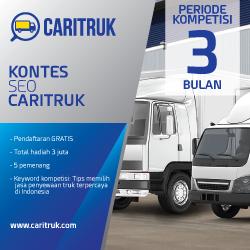 Banner SEO Contest CariTruk