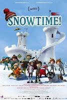 Snowtime! (2015) online y gratis