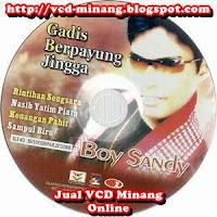 Boy Shandy - Gadis Berpayung Jingga (Album)