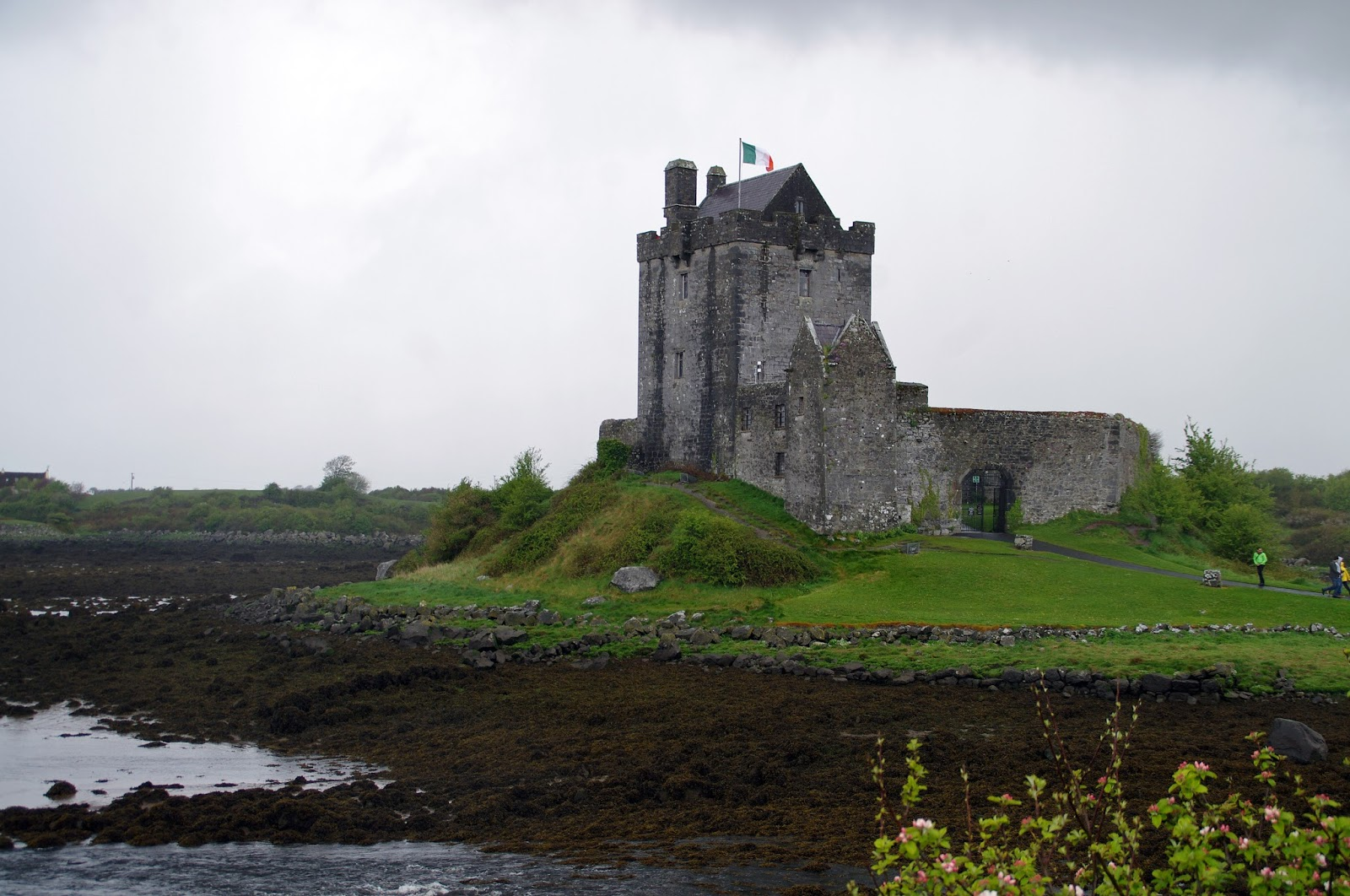 Castle Wild Atlantic Way Ireland