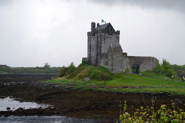 Castle Wild Atlantic Way Ireland