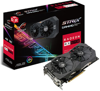 Asus Radeon ROG Strix RX570 4G